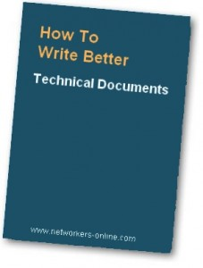 Technical writing Cover